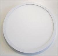 Светильник универсальный круглый 24w  4000 К квадратный TruEnergy 10804