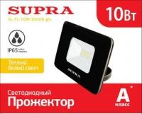 Прожекторы светодиодные SUPRA SL-FL-10W 3000K-gls