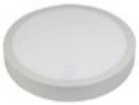 Светильник светодиодный накладной круглый 12 w. 4000 К