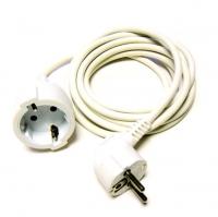 Удлинитель-шнур   Electraline 5 метров,кабель ПВС 3*1 мм2