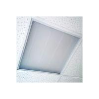 Светильник светодиодный с прозрачным рассеивателем 595*595 мм, 36W 6500K