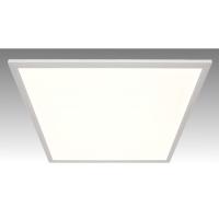 Ультратонкая светодиодная панель 18W 300х300 Electraline 62230, цвет алюминий